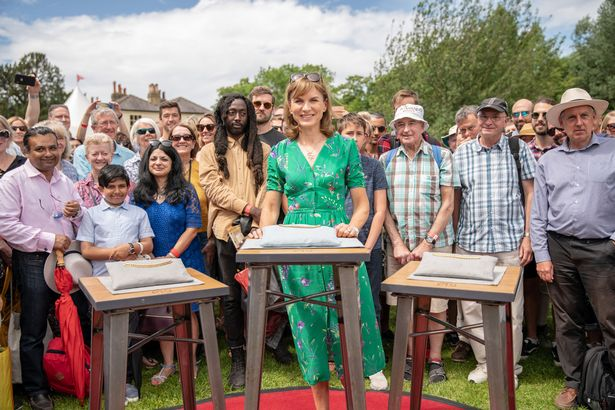 Val enjoys travelling with the Antiques Roadshow from the comfort of her own sofa
