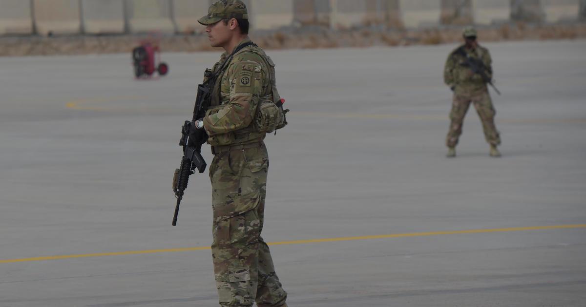 Pentagon drawing down troops in Afghanistan
