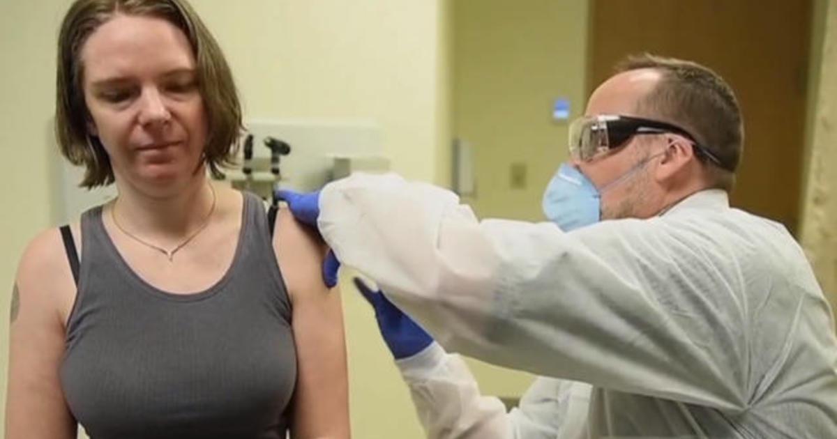 Moderna early data shows coronavirus vaccine is nearly 95% effective