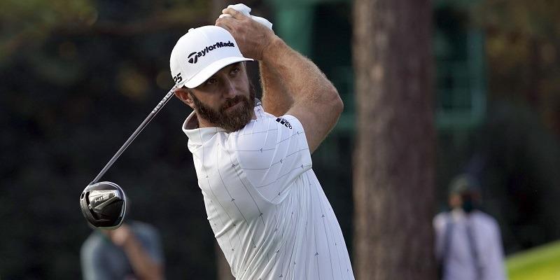 D.J.'s lead has sportsbooks stoking Masters runner-up odds