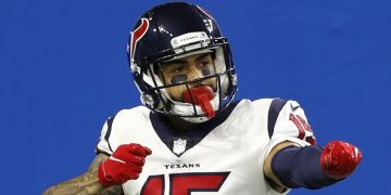 Texans WR Will Fuller suspended 6 games