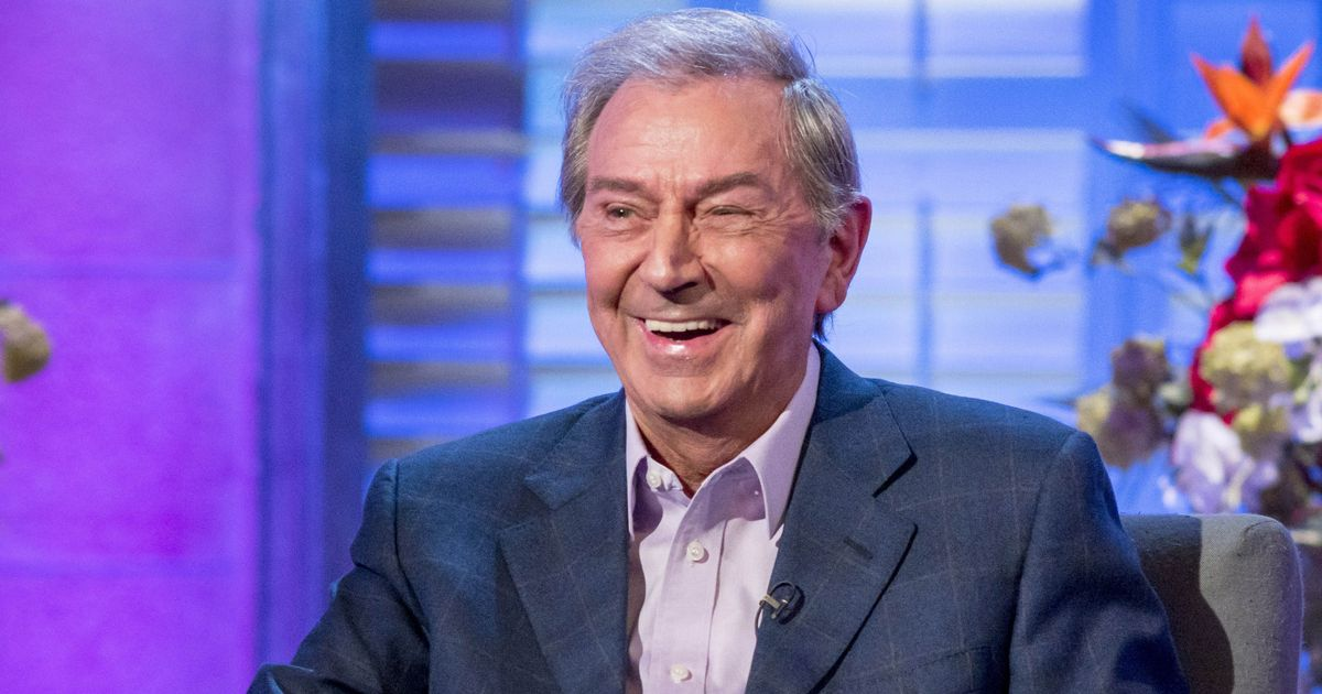 TV legend Des O'Connor dies aged 88 after suffering fall at home