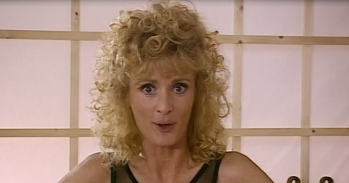 IAC star Beverley Callard's daughter says exercise classes were family affair