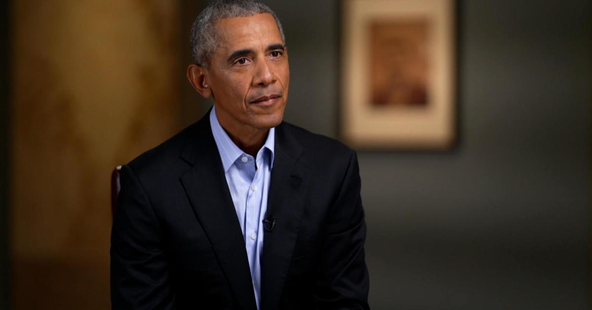 Barack Obama on America past and present