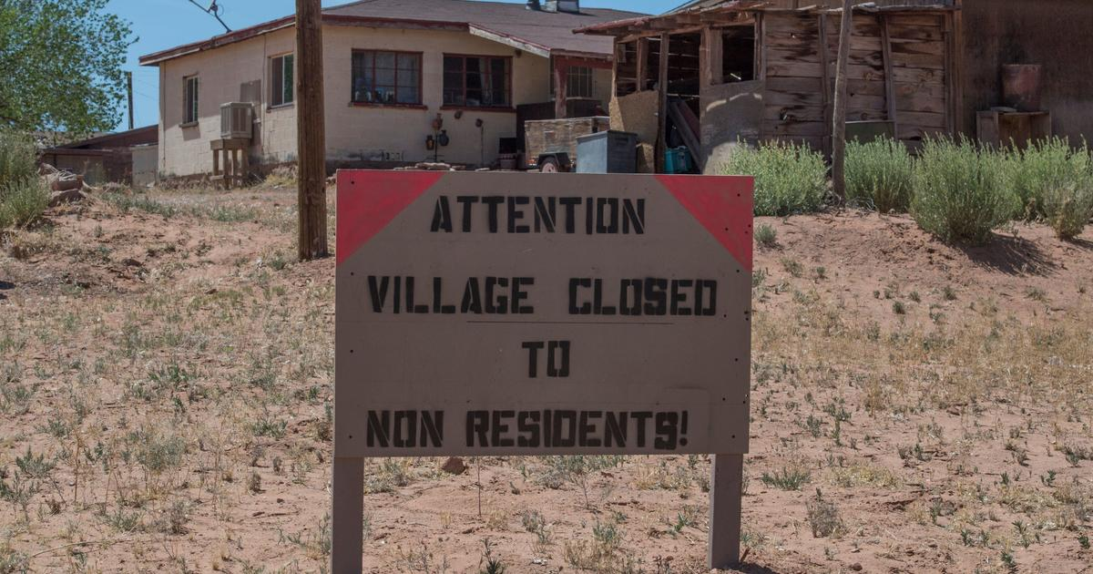Navajo Nation's kids try to adjust as pandemic closes schools