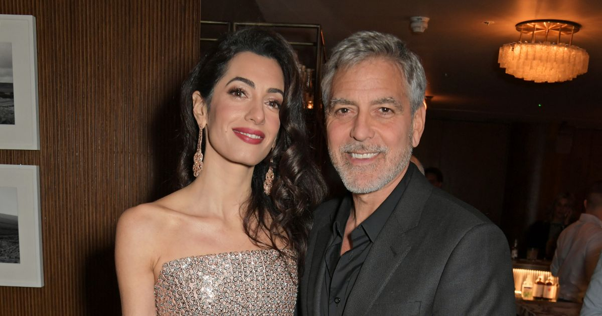 George Clooney gushes over love for Amal in rare insight into personal life