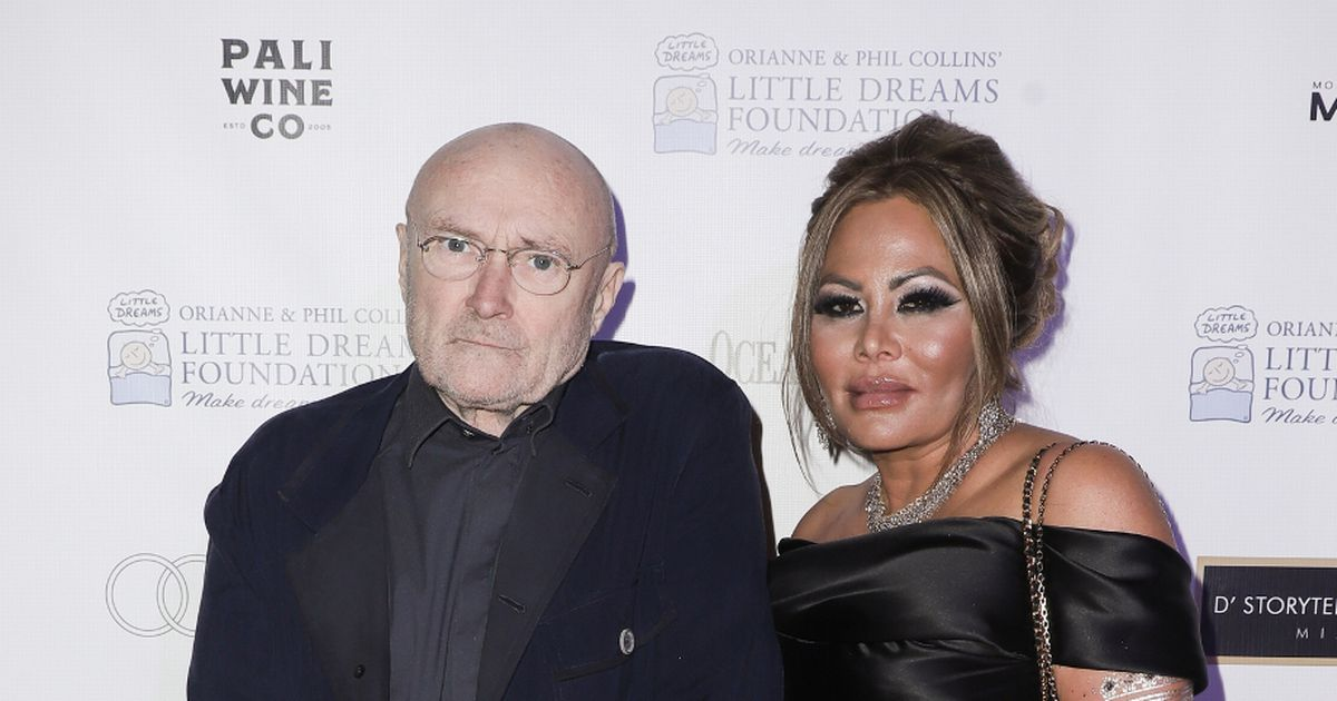 Phil Collins accuses ex-wife of 'extortion' after her humiliating sex claims