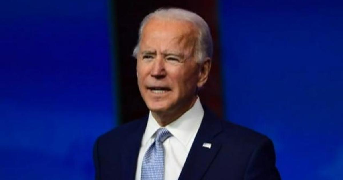 Biden can start accessing presidential daily briefing as transition gets underway