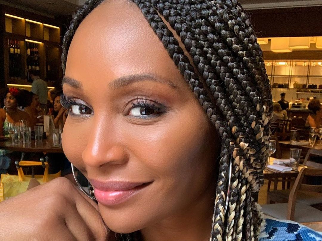 Cynthia Bailey Wants To Help Families This Holiday Season – See Her Charity Message