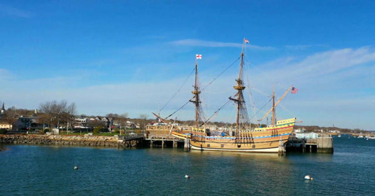 Commemorating 400 years after the Mayflower's arrival