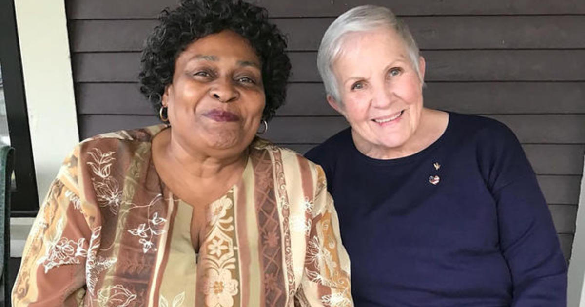 2 poll workers become best friends over 15 years of elections
