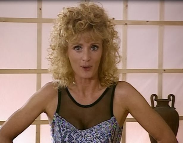 Bev Callard sold more than a million copies of her fitness DVDs and videos