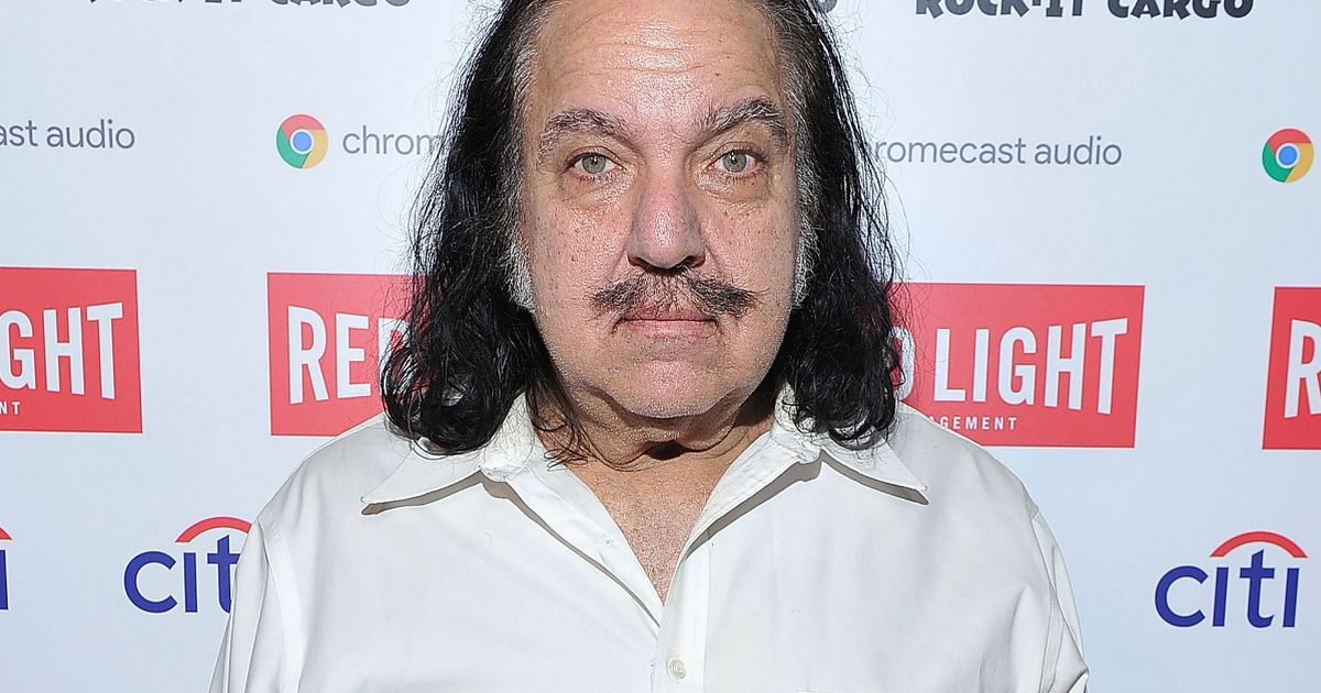 Ron Jeremy accused of luring friend to hotel bathroom to sexually assault her