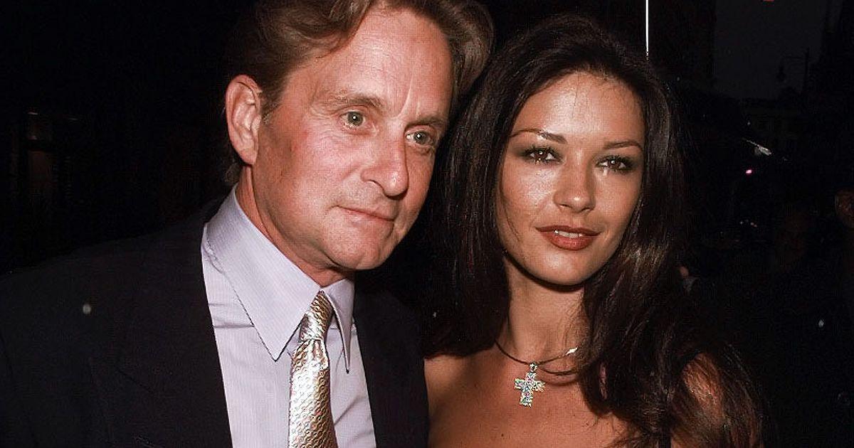 Catherine Zeta-Jones and Michael Douglas on 'rollercoaster' marriage 20 years on