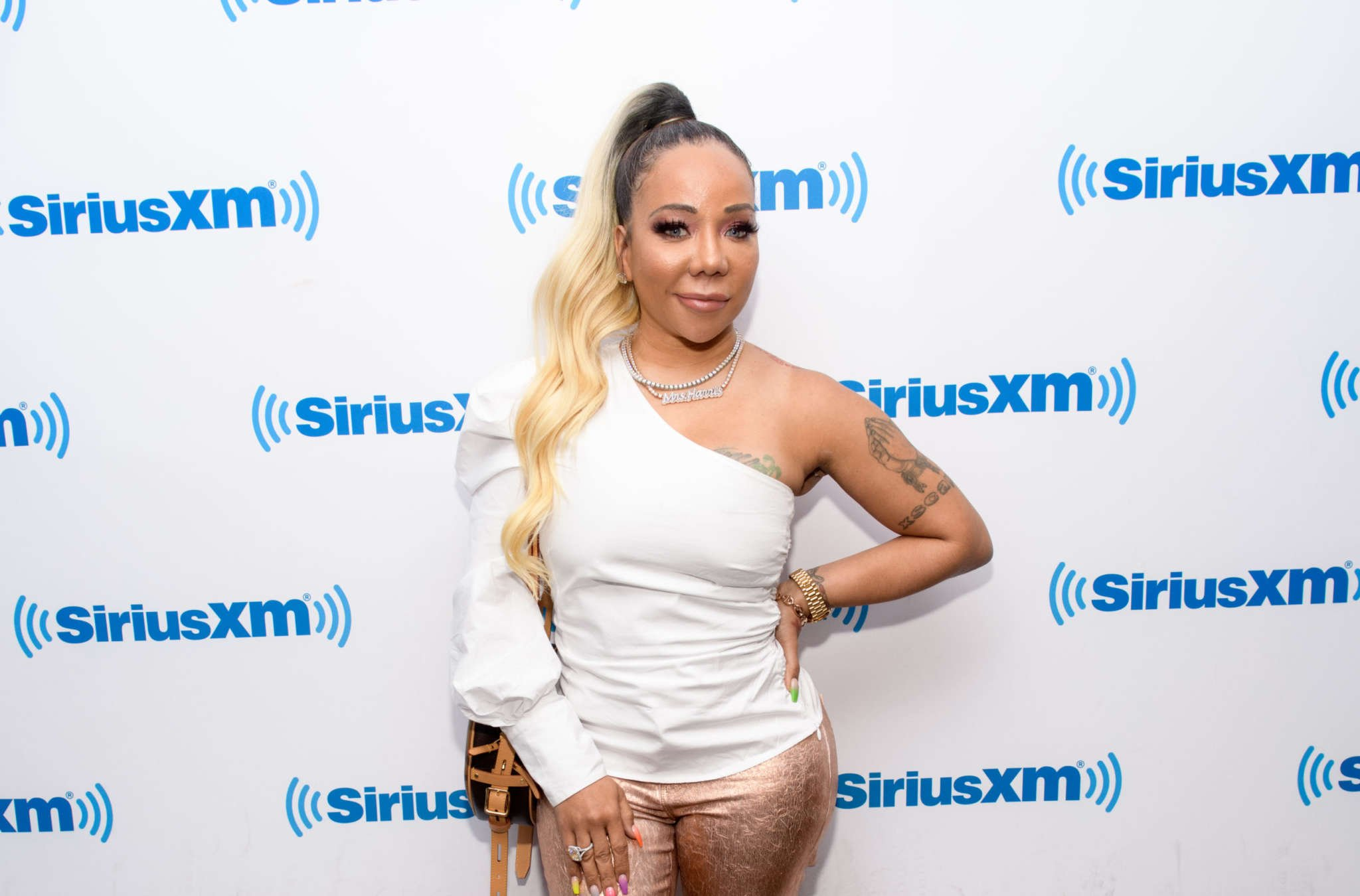 Tiny Harris Speaks On Biggie About Him Apologizing To Her For Dissing Xscape – See The Clip