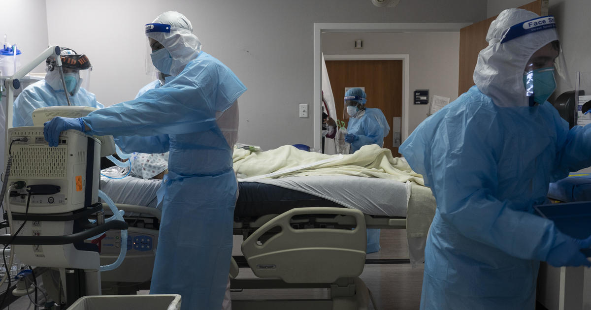 Hospitals overrun as U.S. reports 1 million COVID cases in a week