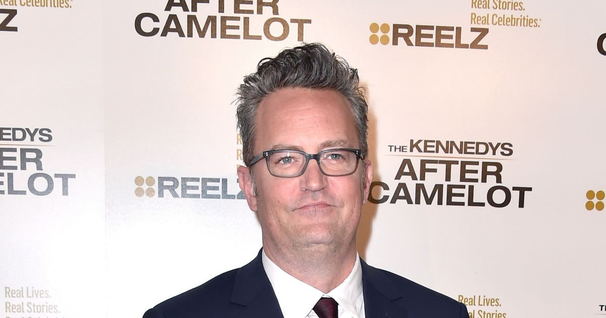 Matthew Perry, 51, gets engaged to 'greatest woman on planet' Molly Hurwitz, 29