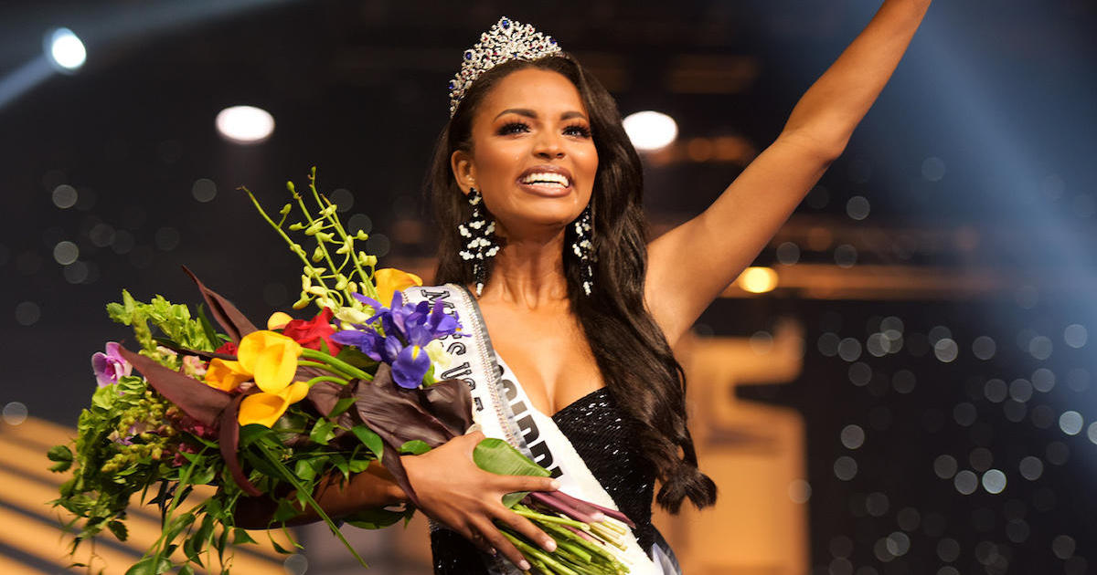 Miss USA wants to use her crown to fight for prison reform
