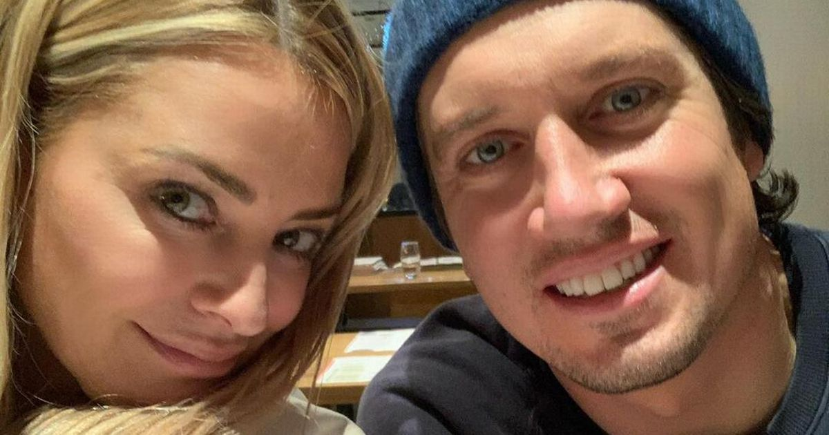 I'm A Celebrity star Vernon Kay's wife Tess Daly shares rare snap of daughters