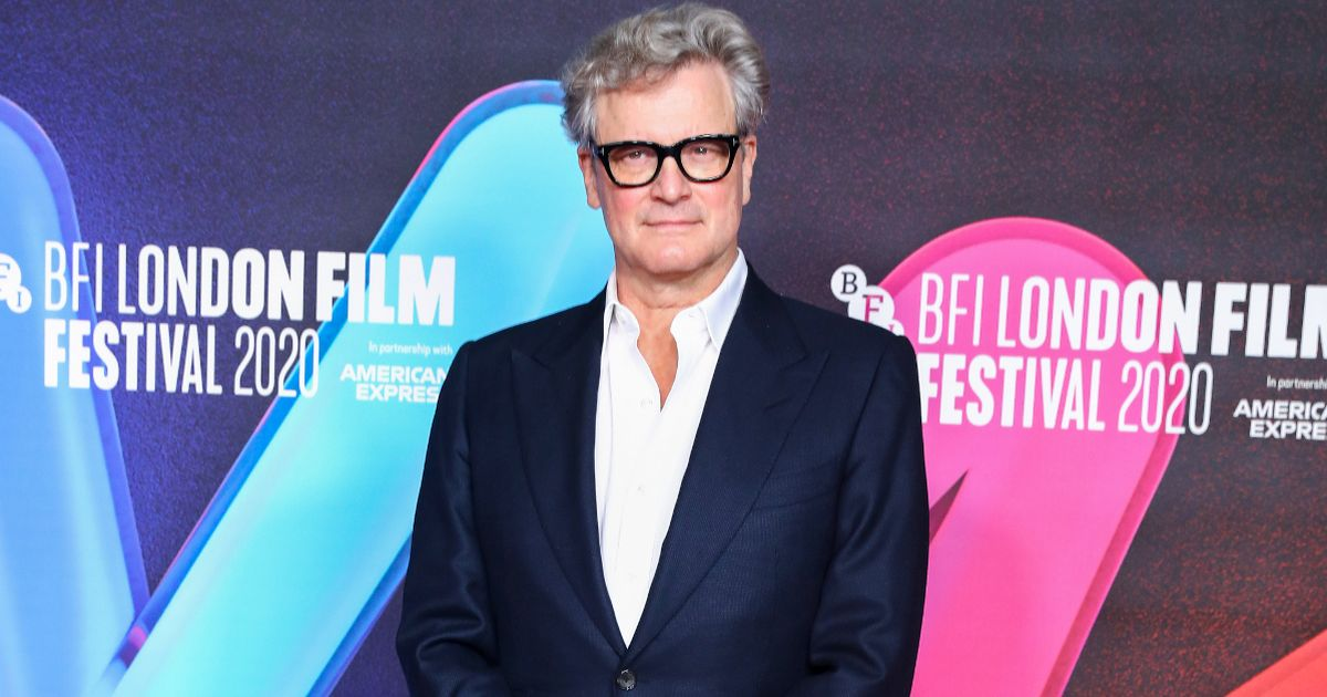 Colin Firth sparks rumours he's dating BBC's Joanna Gosling after marriage split
