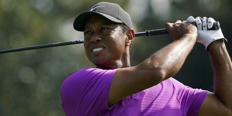 Tiger Woods 'sore' as he fades from Masters contention