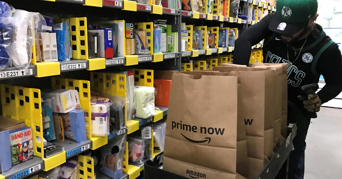 Amazon opens online pharmacy that delivers prescriptions