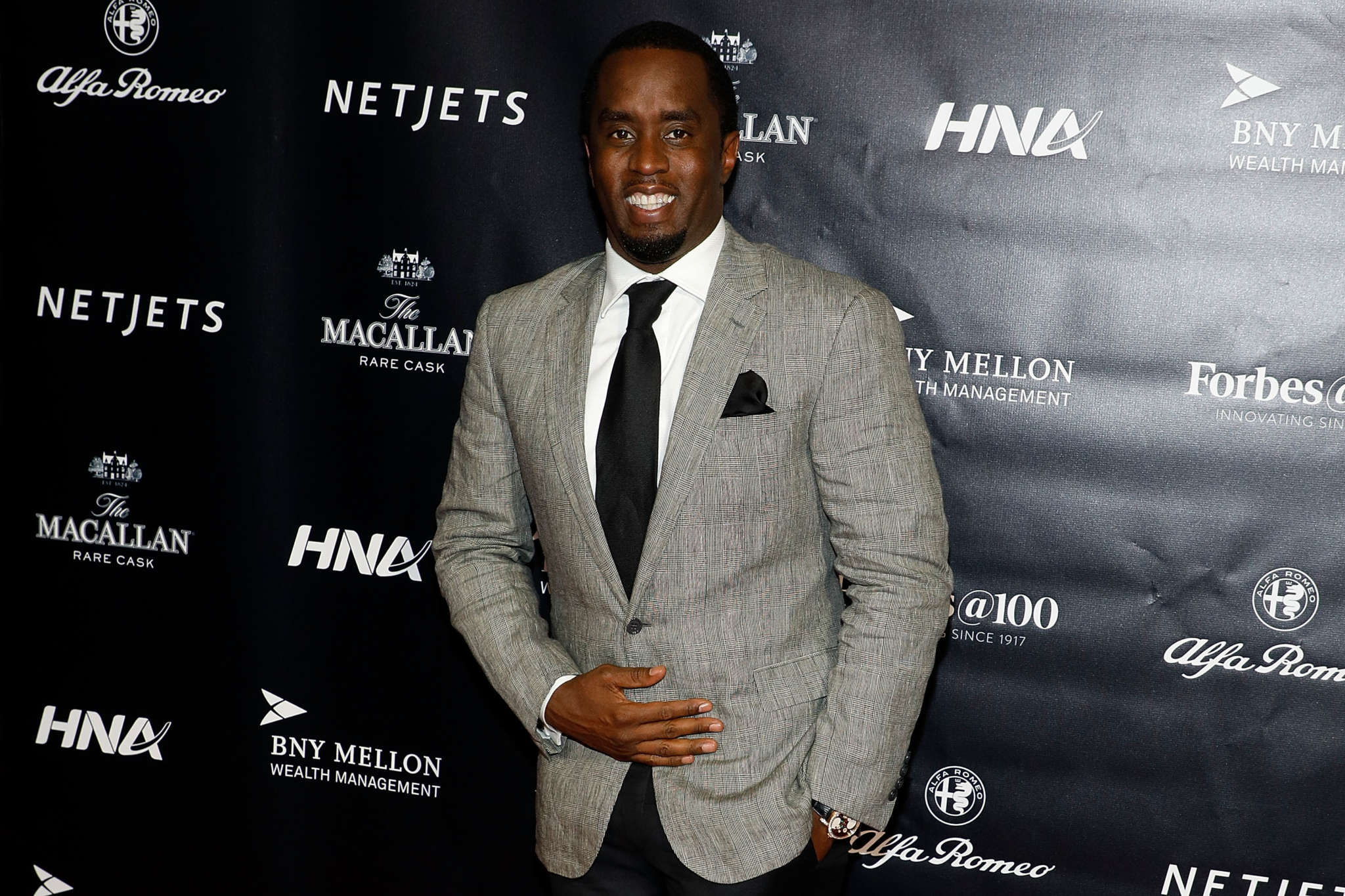 Diddy Brings Good Vibes To Fans With His Latest Message