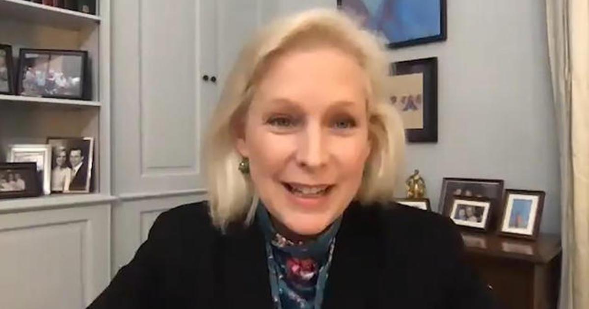 """New York Senator Kirsten Gillibrand on """"The Takeout"""" – 11/13/20"""