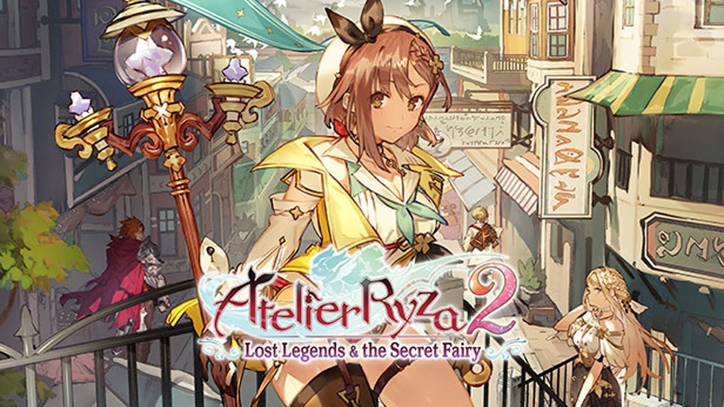 Koei Tecmo Announces Atelier Ryza 2 Digital Deluxe And Ultimate Edition Details