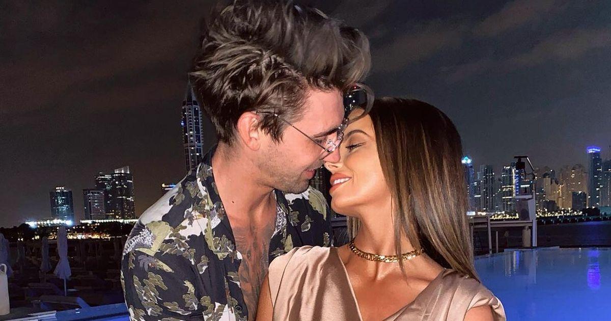 Curtis Pritchard brands Maura Higgins 'backstabber' over Chris Taylor romance