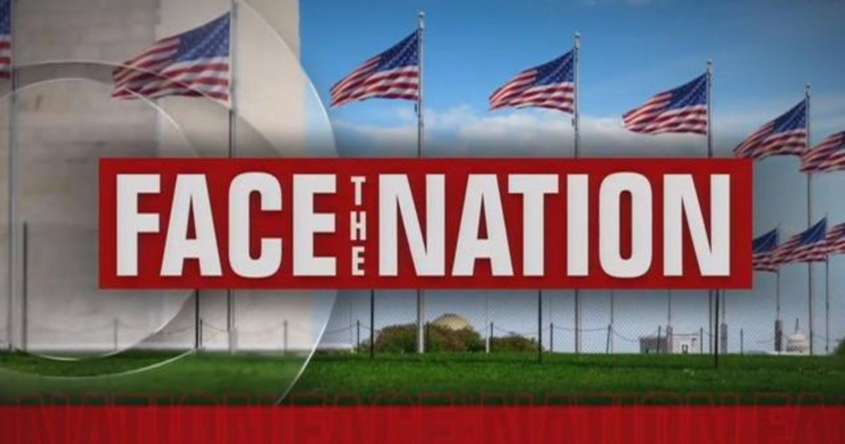 """Open: This is """"Face the Nation,"""" November 22"""