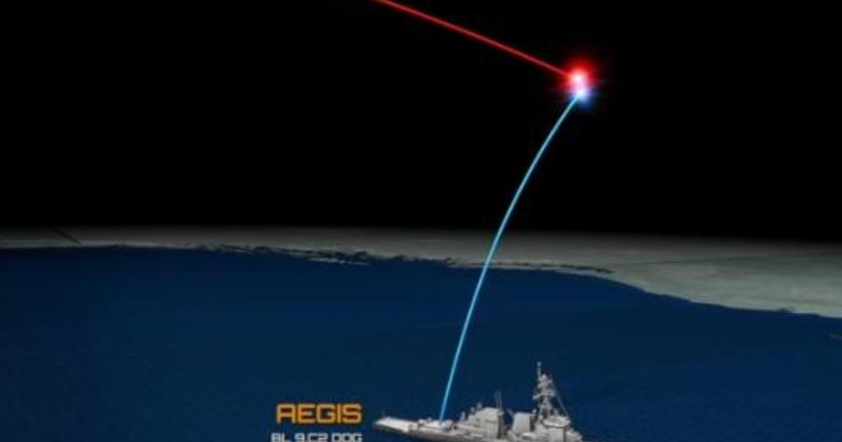"""New aspect of U.S. missile defense system passes """"critical"""" test"""