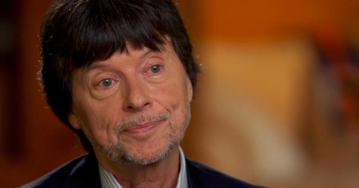 Ken Burns: The 60 Minutes Interview