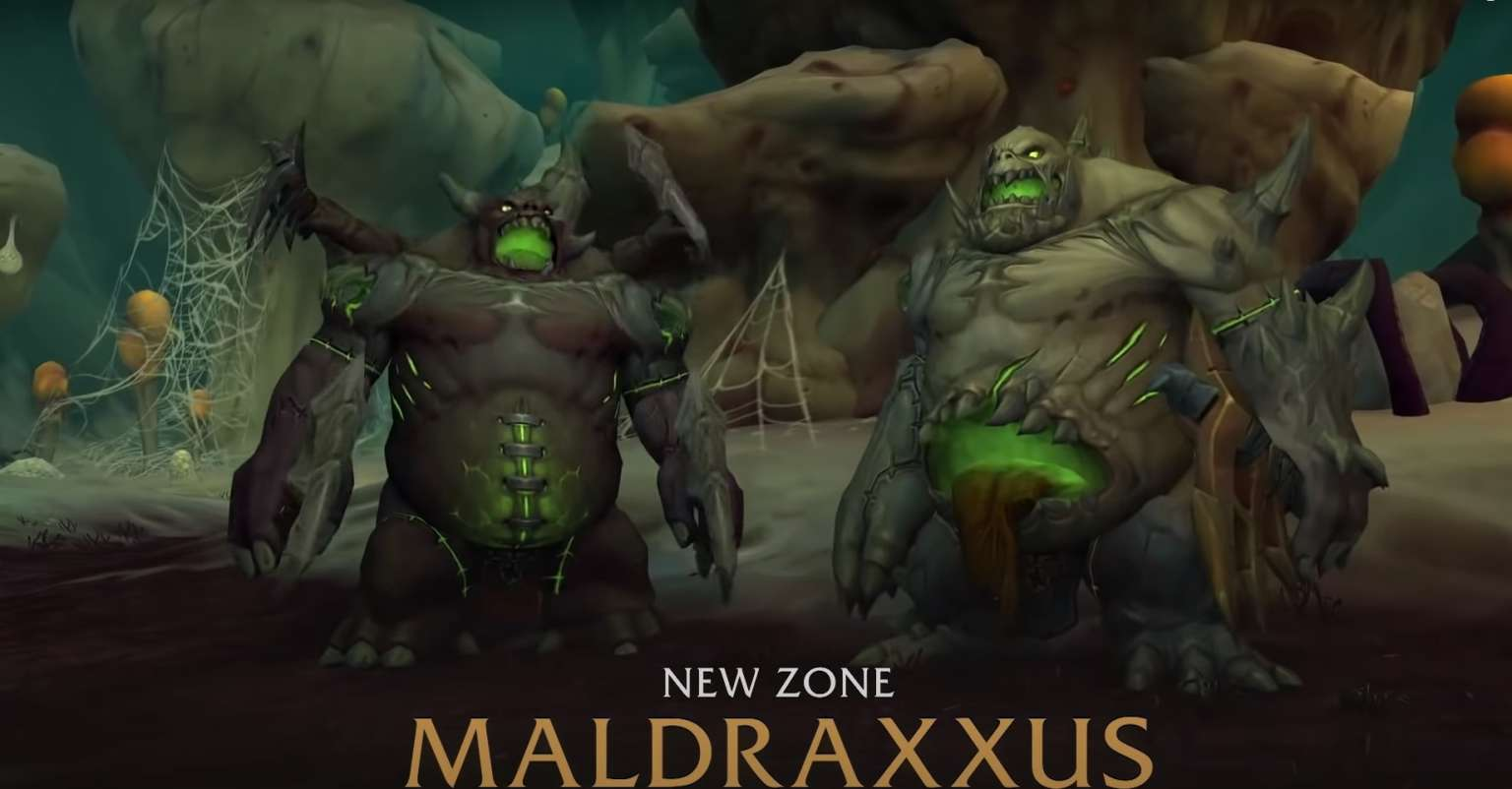 World Of Warcraft: Shadowlands' Scourge Invasion Event Brings Heightened Drop Rates For Commonly Farmed Item