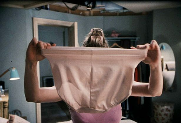 Sales for big knickers have soared during lockdown