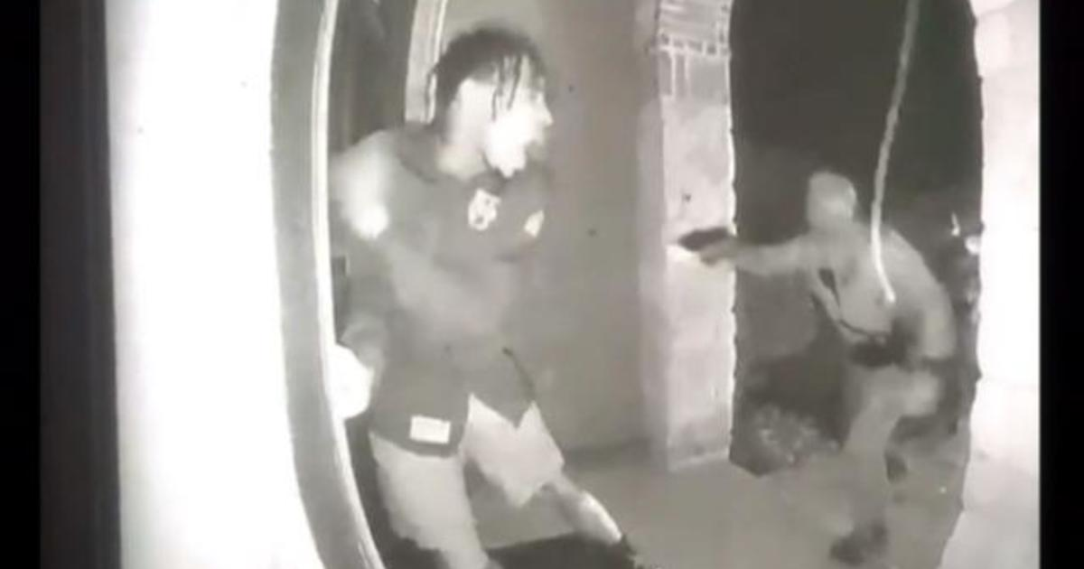 Texas teenager Zekee Rayford, his family speak out after his violent arrest outside home