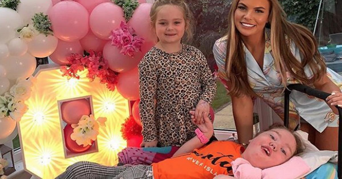 Kelsey Stratford shares sweet update on sister, 8, as she battles coronavirus