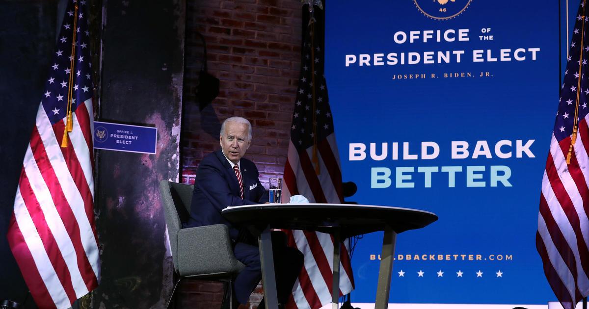 Biden advisers reject idea of nationwide lockdowns