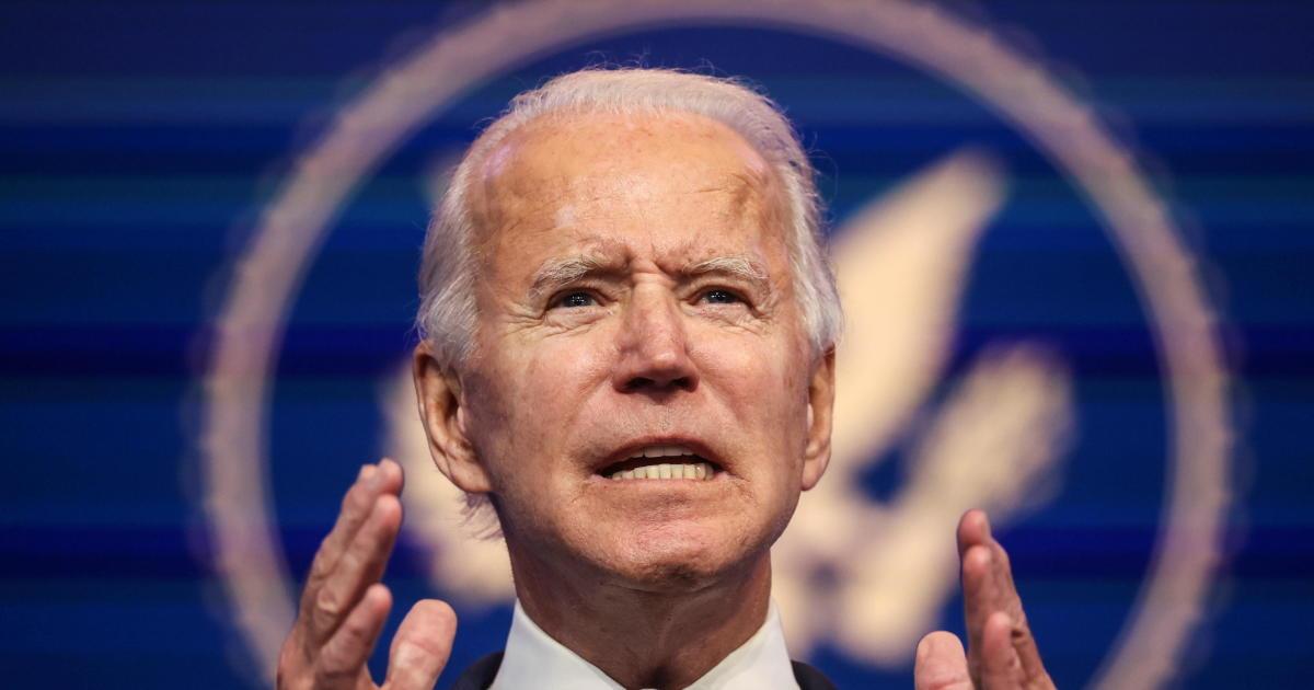 "Biden tells foreign leaders ""America is back"""
