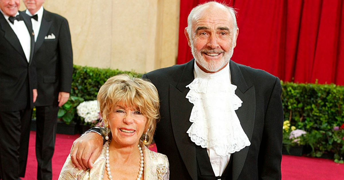 Sean Connery's widow 'facing trial' over tax fraud allegations
