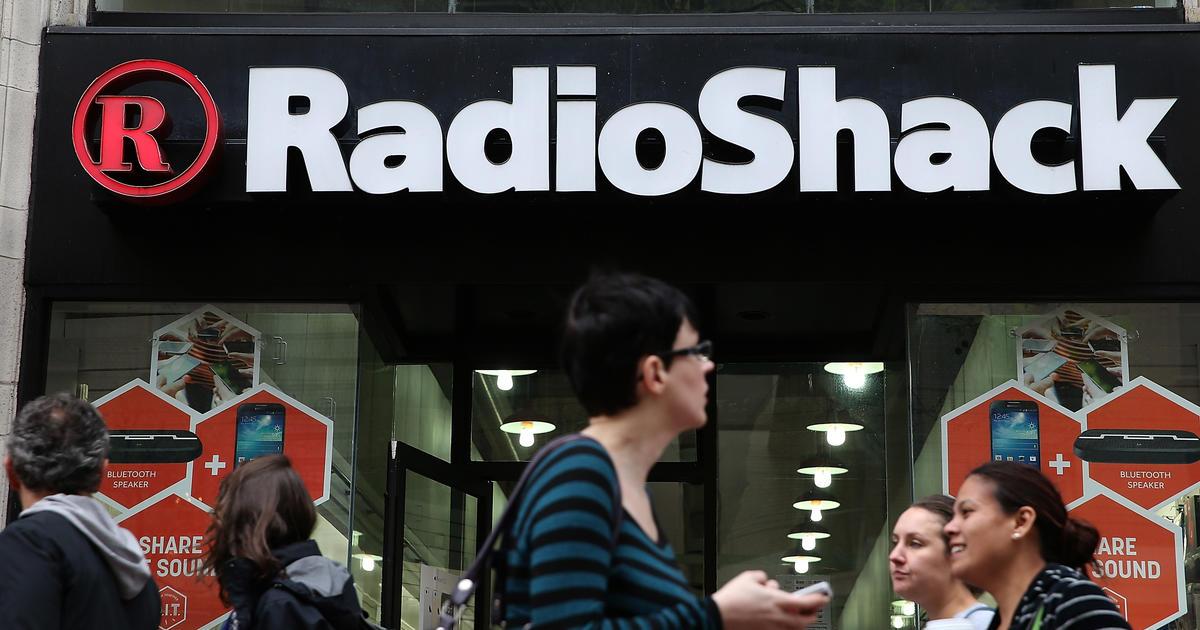 Not dead yet: RadioShack gets another shot — online