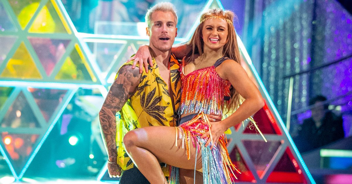 Strictly's Maisie Smith is 'defended' by Gorka's girlfriend Gemma Atkinson