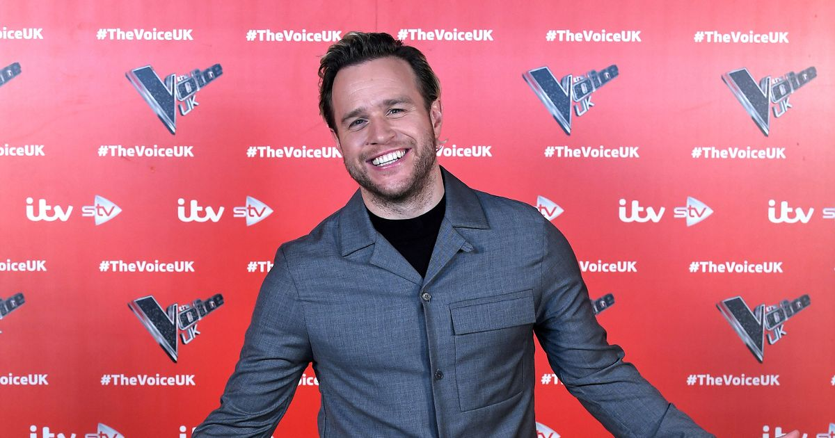Olly Murs promises to dance naked if his act Blessing Chitapa wins The Voice