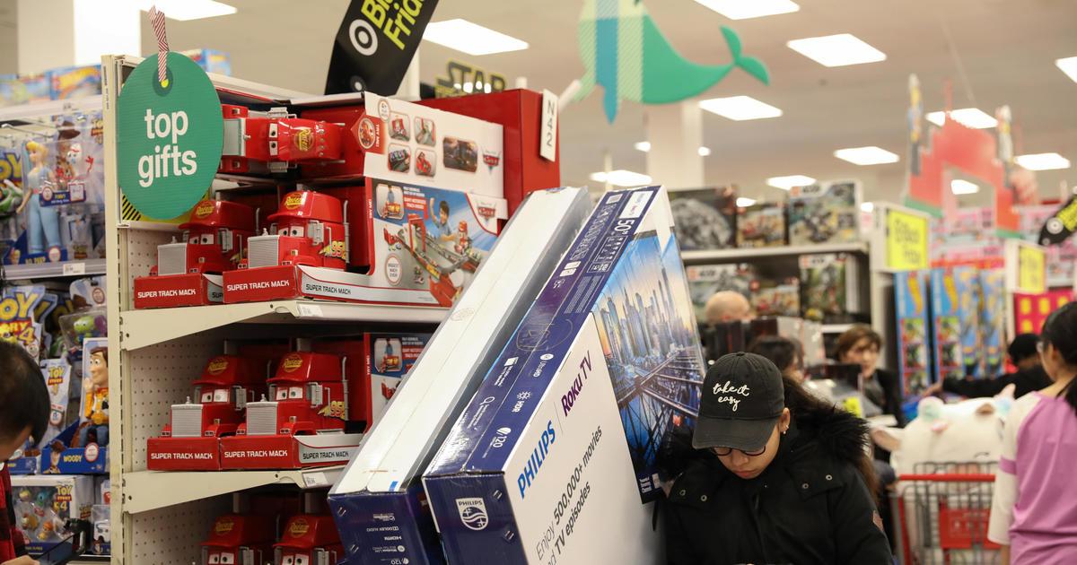 Black Friday TV deals at Target