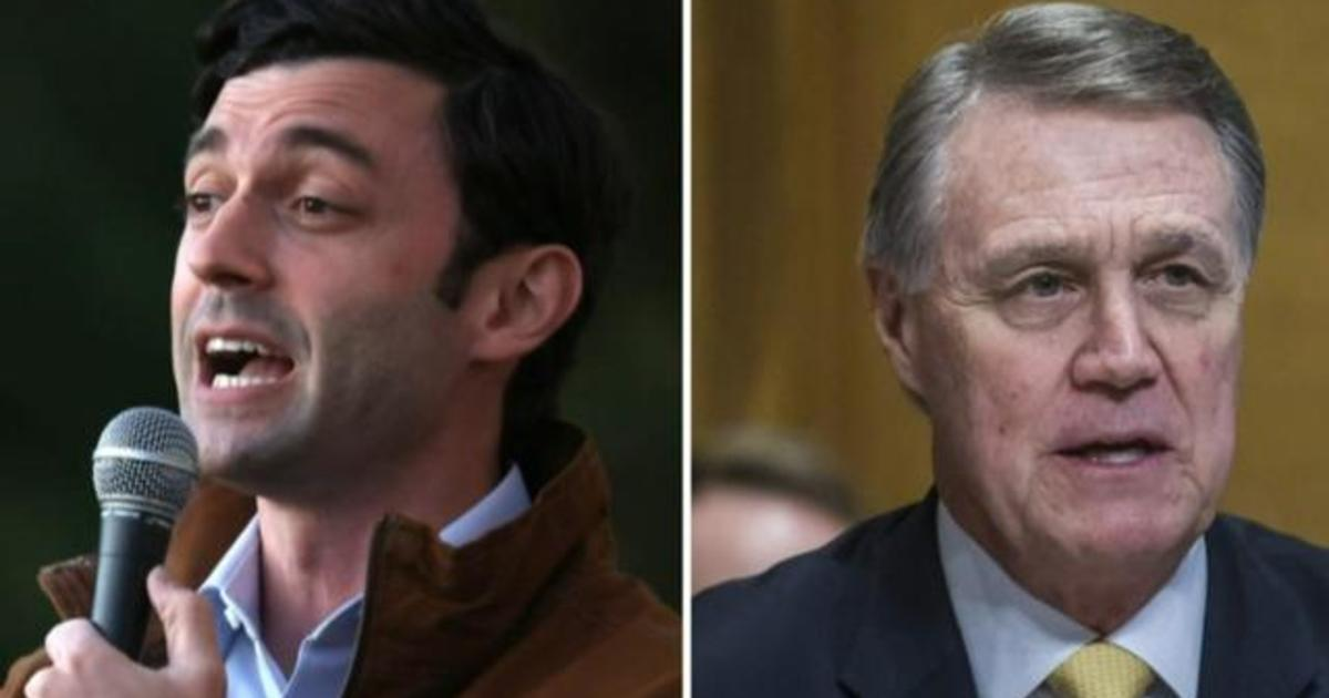 Battle for control of the Senate rests on two Georgia runoff races