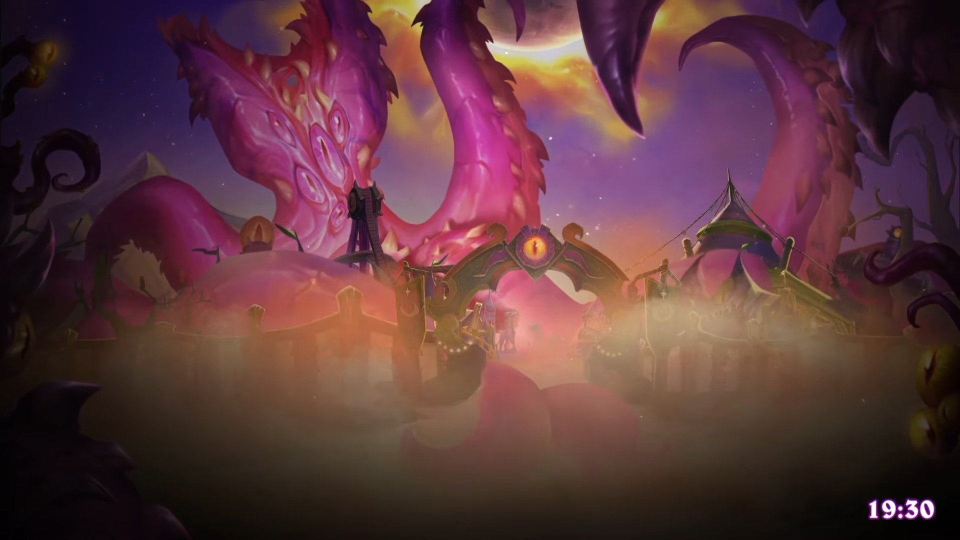 Blizzard Reveals The Return Of The Four Old Gods In New Flavors For The Madness At The Darkmoon Faire