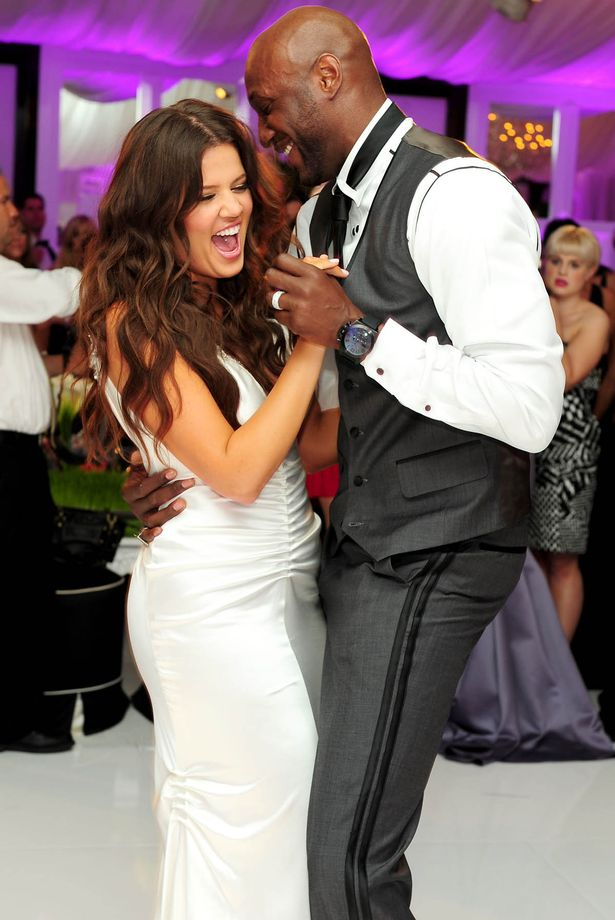 Khloe and Lamar were head over heels in love when they married in 2009