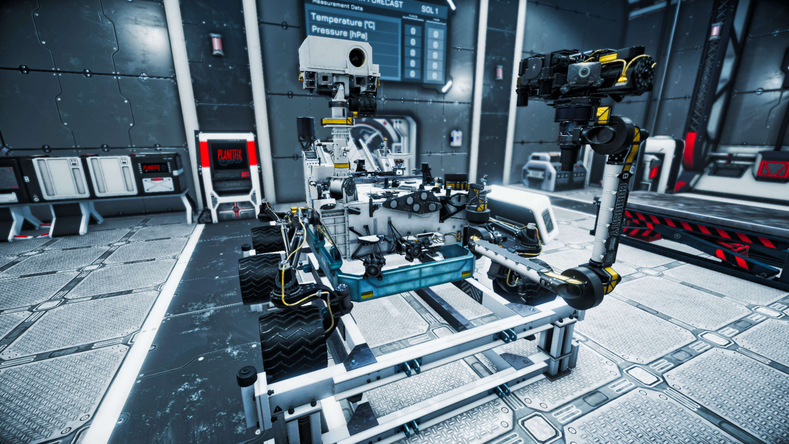 Rover Mechanic Simulator Has Released On PC Bringing Science And Play Together