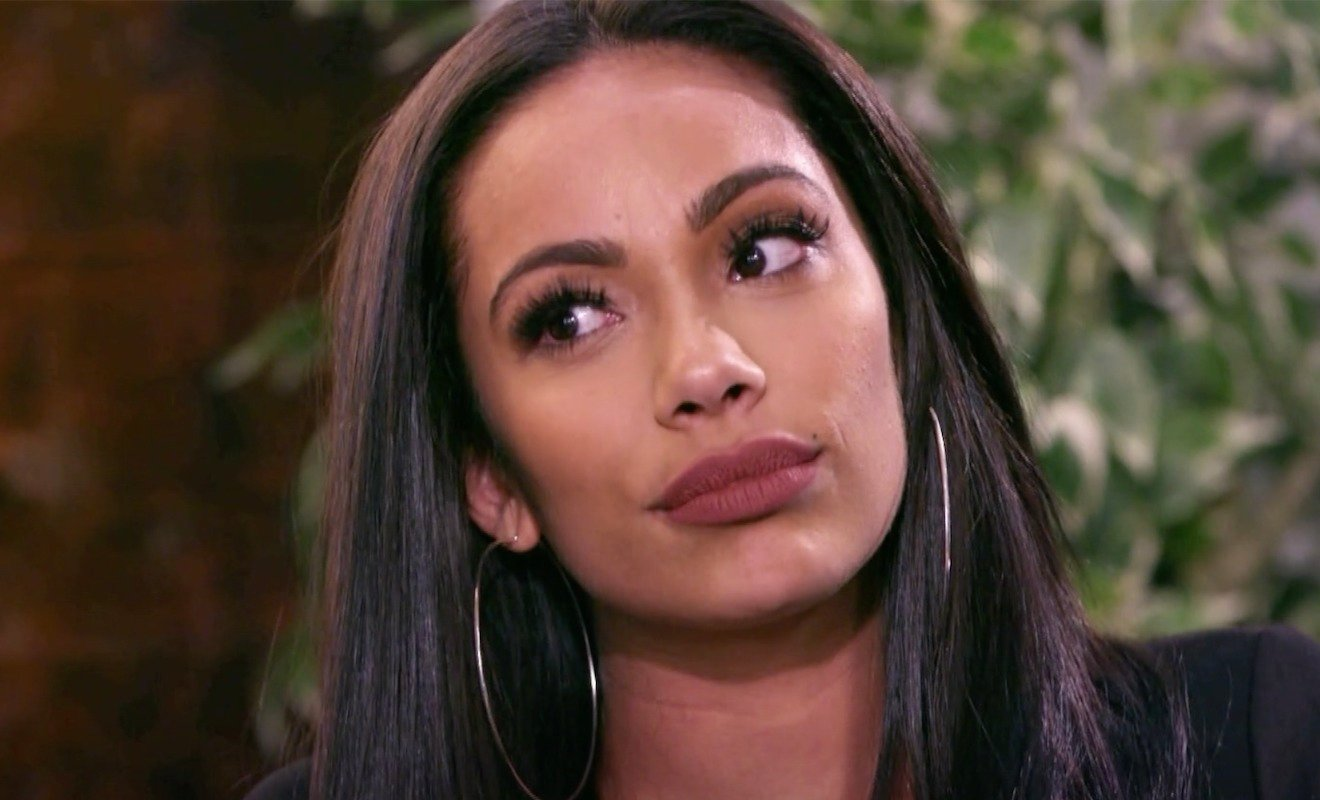 Erica Mena Celebrates Her 33rd Birthday In A See-Through Dress That Leaves Almost Nothing To The Imagination – Check Out Her Generous Curves Here!