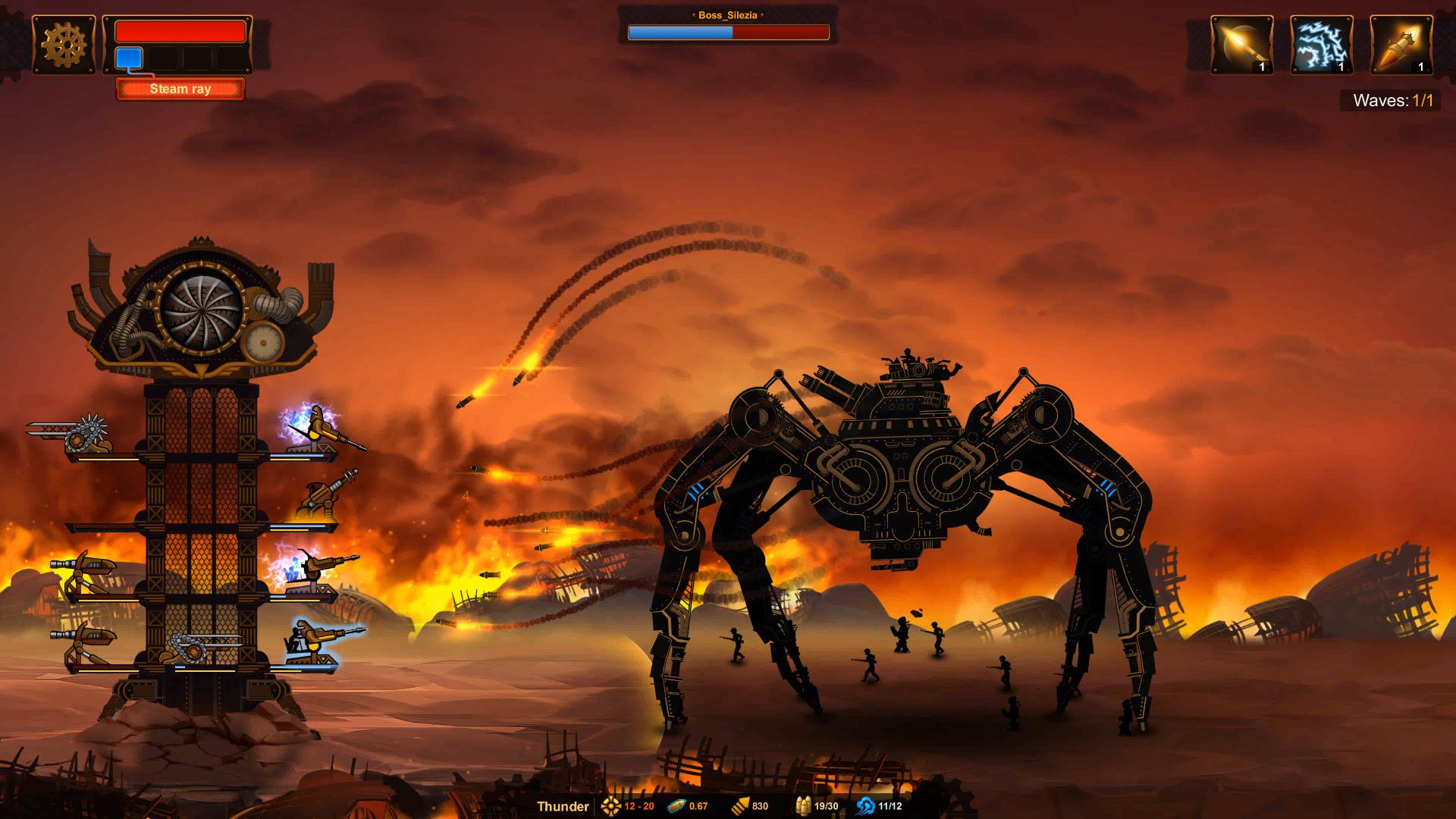 Steampunk Tower 2 Is Headed To PS4, Nintendo Switch And Xbox One As Of December 4th